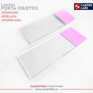Lamina portaobjetos - CARPER LABS- Almacenamiento-de-muestras-y-objetos-para-laboratorio
